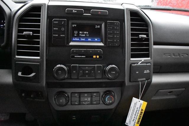 2019 F-550 Regular Cab DRW 4x4,  Crysteel E-Tipper Dump Body #N7640 - photo 11