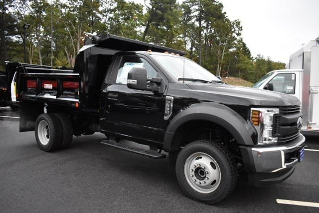 2019 F-550 Regular Cab DRW 4x4,  Crysteel E-Tipper Dump Body #N7640 - photo 3