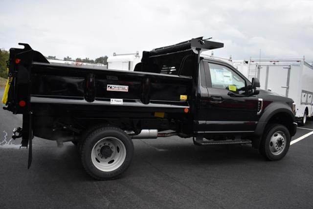 2019 F-550 Regular Cab DRW 4x4,  Crysteel E-Tipper Dump Body #N7640 - photo 2