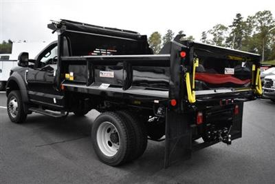 2019 F-550 Regular Cab DRW 4x4,  Crysteel E-Tipper Dump Body #N7640 - photo 4