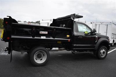 2019 F-550 Regular Cab DRW 4x4,  Crysteel E-Tipper Dump Body #N7640 - photo 2