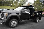 2019 F-550 Regular Cab DRW 4x4,  Crysteel E-Tipper Dump Body #N7640 - photo 5
