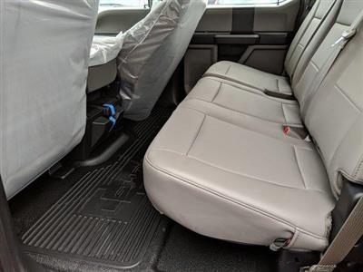 2019 Ford F-350 Crew Cab DRW 4x4, Reading Classic II Aluminum  Service Body #N7643 - photo 21