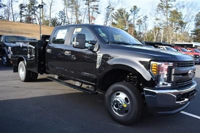 2019 F-350 Crew Cab DRW 4x4,  Reading Classic II Aluminum  Service Body #N7661 - photo 3