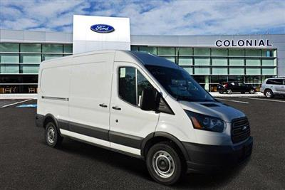 2018 Transit 250 Med Roof 4x2,  Upfitted Cargo Van #N7675 - photo 1