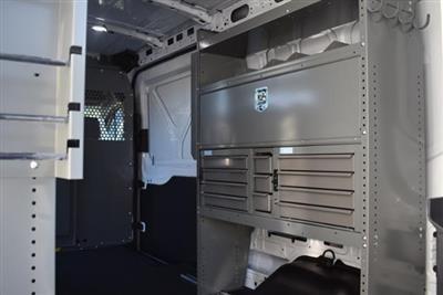2018 Transit 250 Med Roof 4x2,  Upfitted Cargo Van #N7675 - photo 2