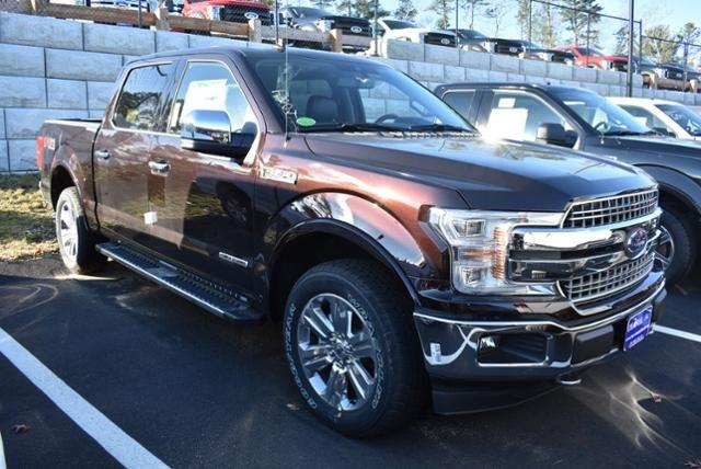 2018 F-150 SuperCrew Cab 4x4,  Pickup #N7685 - photo 3