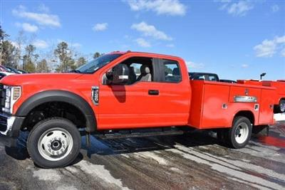 2019 F-450 Super Cab DRW 4x4,  Reading Classic II Aluminum  Service Body #N7736 - photo 5