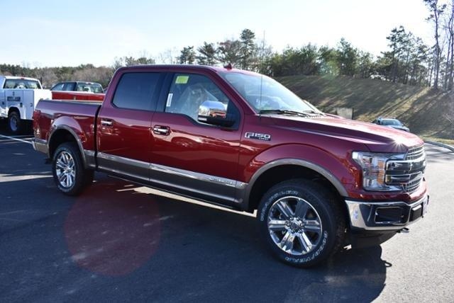 2018 F-150 SuperCrew Cab 4x4,  Pickup #N7753 - photo 3