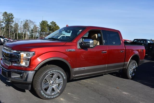 2018 F-150 SuperCrew Cab 4x4,  Pickup #N7753 - photo 5