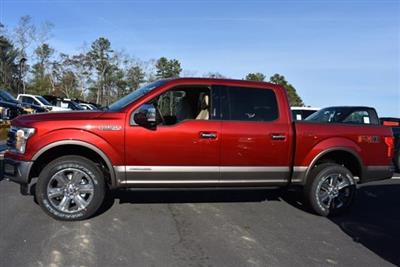 2018 F-150 SuperCrew Cab 4x4,  Pickup #N7753 - photo 4