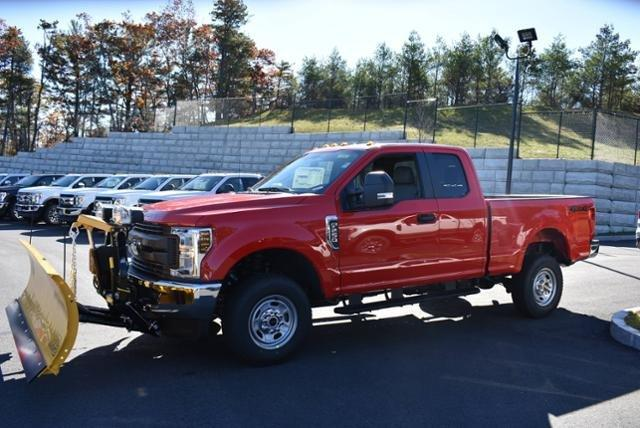 2019 F-250 Super Cab 4x4,  Fisher Pickup #N7763 - photo 9