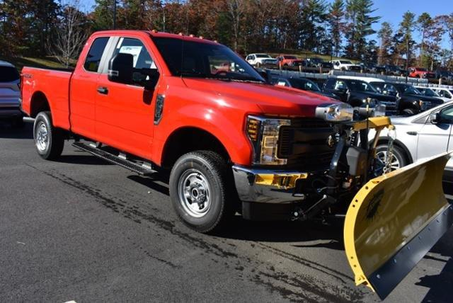 2019 F-250 Super Cab 4x4,  Fisher Snowplow Pickup #N7763 - photo 3