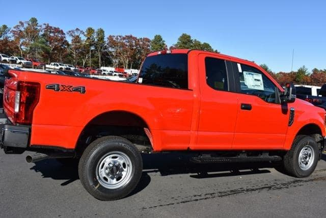 2019 F-250 Super Cab 4x4, Fisher Snowplow Pickup #N7763 - photo 5