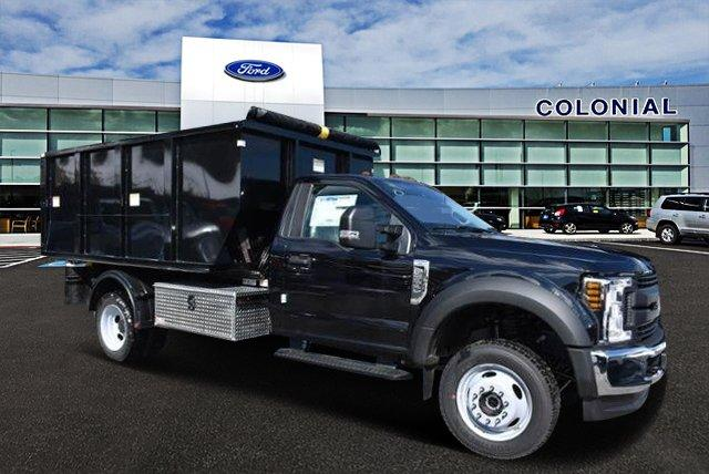 2019 F-550 Regular Cab DRW 4x4,  Landscape Dump #N7793 - photo 1