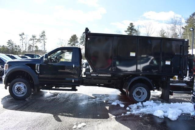 2019 F-550 Regular Cab DRW 4x4,  Switch N Go Drop Box Landscape Dump #N7793 - photo 4