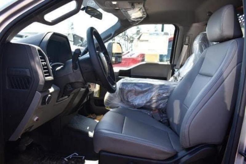 2019 F-550 Regular Cab DRW 4x4, Iroquois Brave Series Steel Dump Body #N7794 - photo 6
