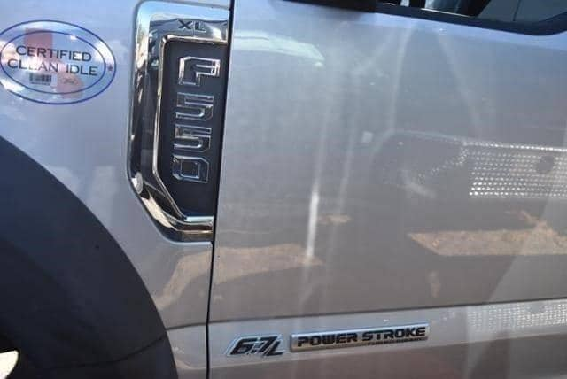 2019 F-550 Regular Cab DRW 4x4, Iroquois Brave Series Steel Dump Body #N7794 - photo 5