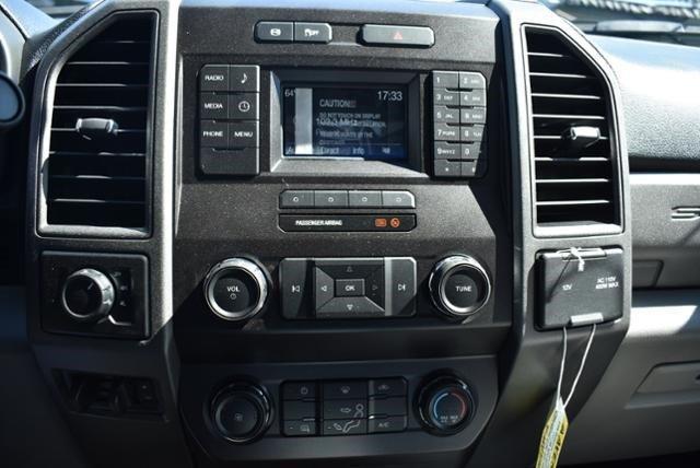 2019 F-550 Regular Cab DRW 4x4,  Iroquois Dump Body #N7794 - photo 12