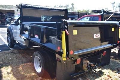 2019 F-550 Regular Cab DRW 4x4,  Iroquois Dump Body #N7794 - photo 3