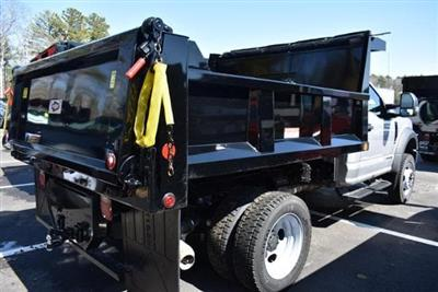 2019 F-550 Regular Cab DRW 4x4,  Iroquois Brave Series Steel Dump Body #N7794 - photo 2