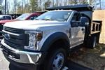 2019 F-550 Regular Cab DRW 4x4, Iroquois Brave Series Steel Dump Body #N7794 - photo 4