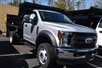 2019 F-550 Regular Cab DRW 4x4,  Iroquois Dump Body #N7794 - photo 1
