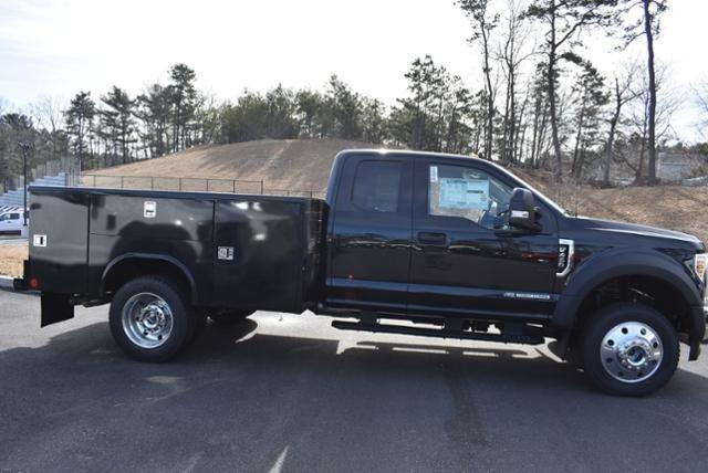 2019 F-450 Super Cab DRW 4x4,  Reading Service Body #N7799 - photo 4