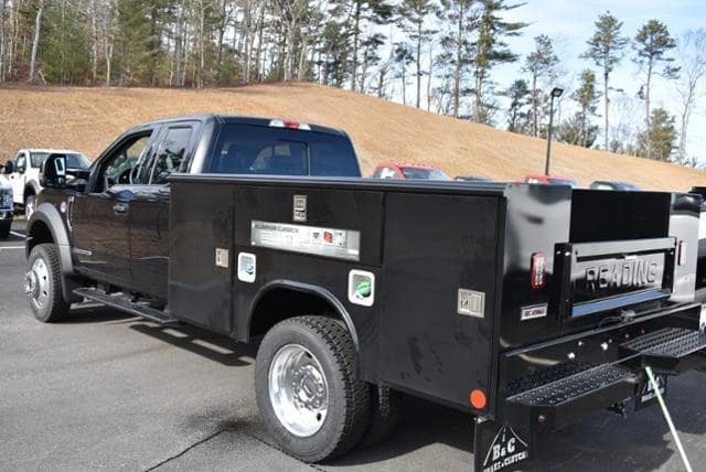 2019 F-450 Super Cab DRW 4x4,  Reading Classic II Aluminum  Service Body #N7799 - photo 5
