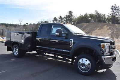 2019 F-450 Super Cab DRW 4x4,  Reading Classic II Aluminum  Service Body #N7799 - photo 3