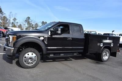 2019 F-450 Super Cab DRW 4x4,  Reading Classic II Aluminum  Service Body #N7799 - photo 7