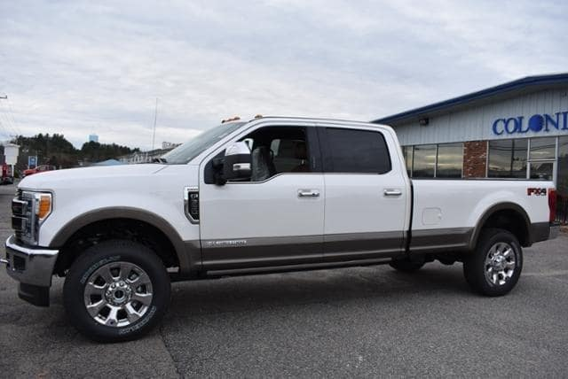 2019 F-350 Crew Cab 4x4, Pickup #N7800 - photo 5