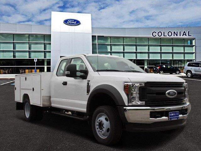 2019 F-450 Super Cab DRW 4x4,  Duramag S Series Service Body #N7824 - photo 1