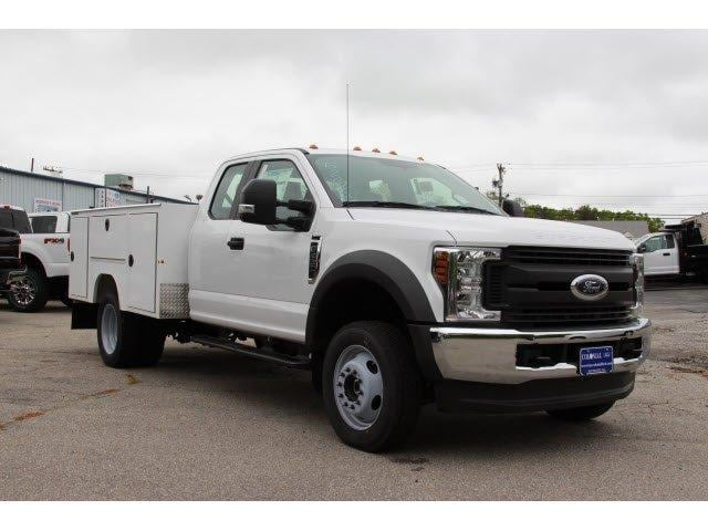 2019 F-450 Super Cab DRW 4x4,  Duramag S Series Service Body #N7824 - photo 3