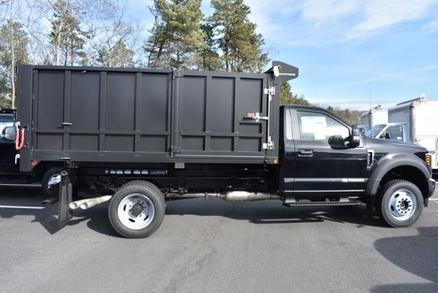 2019 F-550 Regular Cab DRW 4x4,  Landscape Dump #N7845 - photo 2