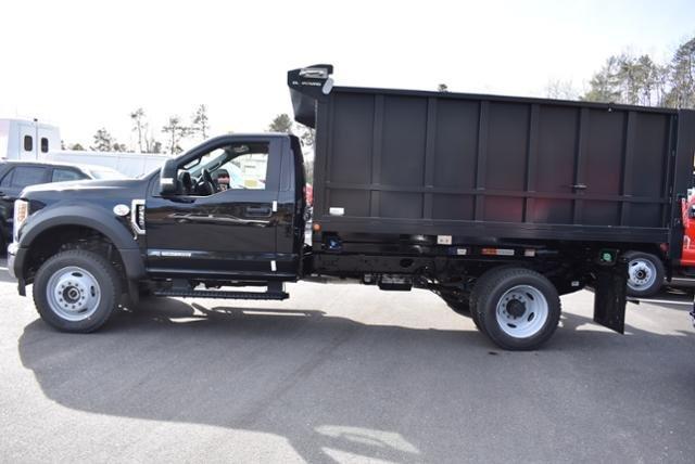 2019 F-550 Regular Cab DRW 4x4,  Landscape Dump #N7845 - photo 5