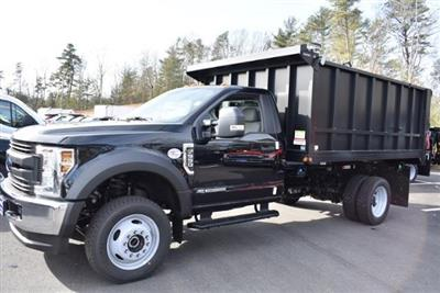 2019 F-550 Regular Cab DRW 4x4,  Landscape Dump #N7845 - photo 6