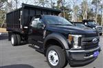 2019 F-550 Regular Cab DRW 4x4,  Landscape Dump #N7845 - photo 3