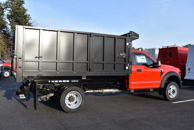 2019 F-550 Regular Cab DRW 4x4,  Landscape Dump #N7846 - photo 2