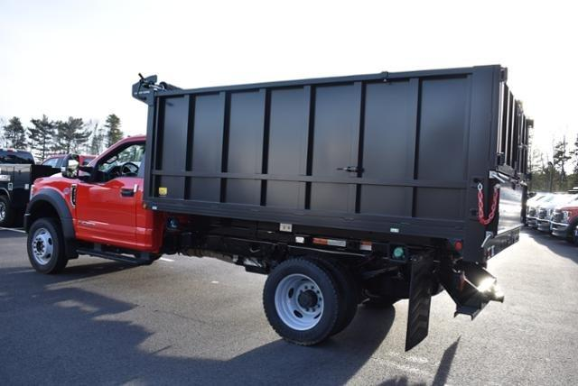 2019 F-550 Regular Cab DRW 4x4,  Landscape Dump #N7846 - photo 4