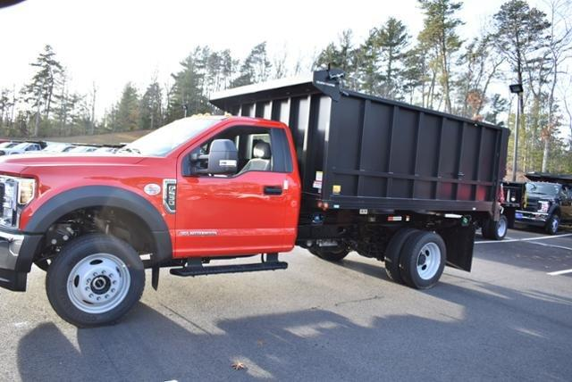 2019 F-550 Regular Cab DRW 4x4,  Landscape Dump #N7846 - photo 5
