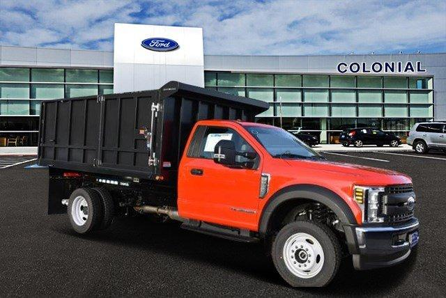 2019 F-550 Regular Cab DRW 4x4,  Landscape Dump #N7846 - photo 1