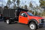 2019 F-550 Regular Cab DRW 4x4,  Landscape Dump #N7846 - photo 3