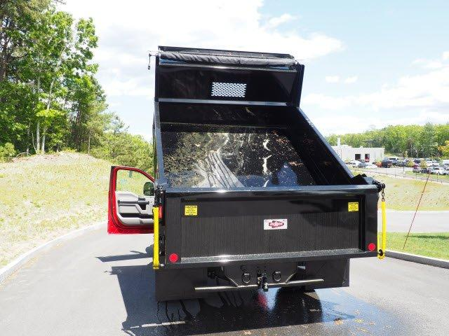 2019 F-550 Regular Cab DRW 4x4, Iroquois Brave Series Steel Dump Body #N7848 - photo 7