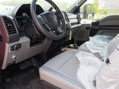 2019 F-550 Regular Cab DRW 4x4, Iroquois Brave Series Steel Dump Body #N7848 - photo 8