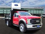 2019 F-550 Regular Cab DRW 4x4, Iroquois Brave Series Steel Dump Body #N7848 - photo 1