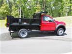 2019 F-550 Regular Cab DRW 4x4, Iroquois Brave Series Steel Dump Body #N7848 - photo 2