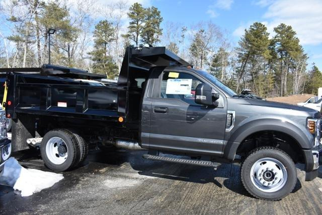 2019 F-550 Regular Cab DRW 4x4,  Dump Body #N7850 - photo 1
