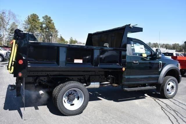 2019 F-550 Regular Cab DRW 4x4,  Iroquois Brave Series Steel Dump Body #N7851 - photo 2