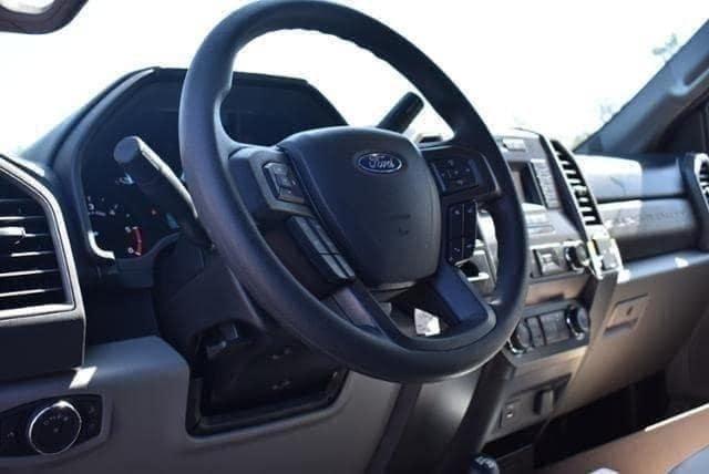 2019 F-550 Regular Cab DRW 4x4,  Iroquois Brave Series Steel Dump Body #N7851 - photo 6